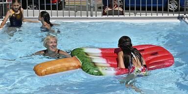 Flop-Start für Gürtel-Pool: Bis jetzt erst 1.000 Badegäste