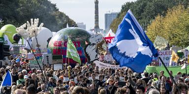 Klima-Streik Berlin