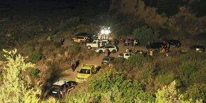 Mehrere Wanderer von Sturzflut getötet