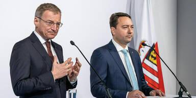 OÖ: Das steht im ÖVP-FPÖ-Regierungsprogramm