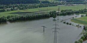 Inn-Hochwasser: Geschätzter Schaden von bis zu 7 Mio. Euro