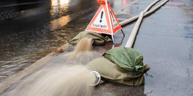 Hochwasser Gefahr Lienz Osttirol