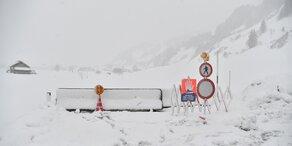 Nach strengem Winter: Tiroler Reschenstraße für vier Wochen gesperrt