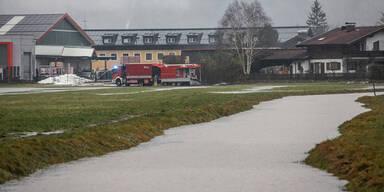 SAlzburg Hochwasser