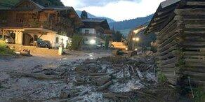 Unwetter-Warnung für weite Teile Österreichs