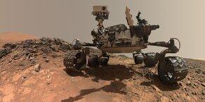 NASA gibt Mars-Rover 'Opportunity' auf