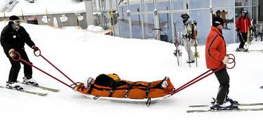 51-jähriger Skifahrer stürzt in Gebirgsbach – tot