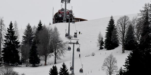 Evakuierung Seilbahn Kitzbühel