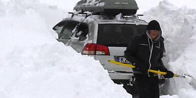 Schnee Ischgl