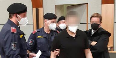 Ehefrau mit Polster erstickt: 20 Jahre Haft