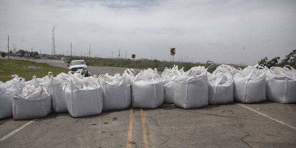New Orleans wappnet sich für möglichen Hurrikan