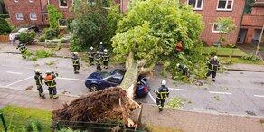Tornados über Deutschland: Zwei Tote