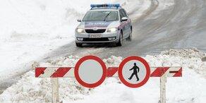 Schnee-Chaos: Lawinenwarnung bleibt