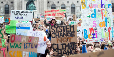 Fridaysforfuture Schüler Demo Klima-Demo