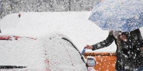Wo es heute noch mal Neuschnee gibt
