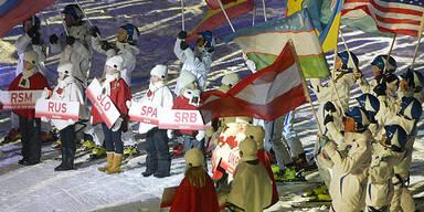 Schladming eröffnet Ski-WM mit Bombast-Show