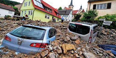 Unwetter Deutschland
