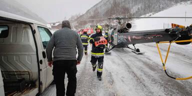 Bundesheer Einsatz Schnee Steiermark