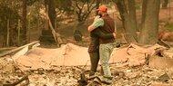 Kalifornien: Tödlichstes Feuer aller Zeiten
