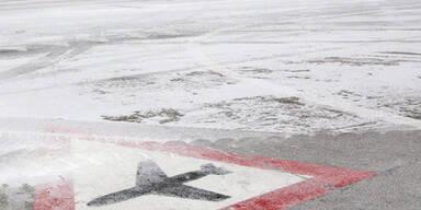 Flughafen Genf/Schweiz
