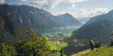 Achensee - Tirol-CH - ADV - SL - Tiroler Sommerfrische Rad MTB