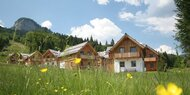 ALPENPARKS - Hüttendorf, Appartements, Aktiv-Hotels