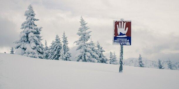 Jetzt herrscht Lawinengefahr in Tirol!