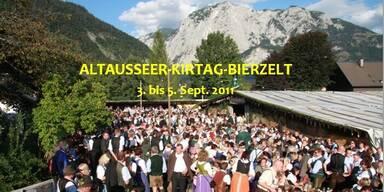 ALTAUSSEER-KIRTAG-BIERZELT