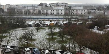 Amstetten Schnee