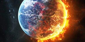 2050 könnte das Ende der Menschheit sein