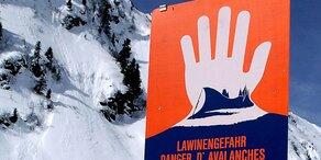 Erhebliche Lawinengefahr in Tirol nach Neuschnee
