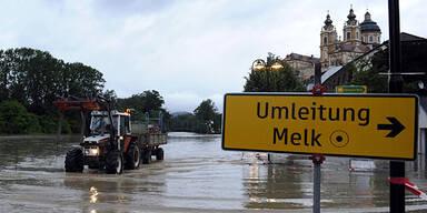 Hochwasser MELK