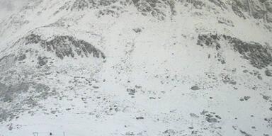 Pitztaler Gletscher - Rifflsee