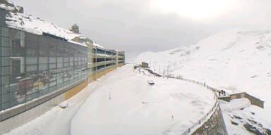 Großglockner Schnee