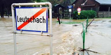 Leibnitz Überschwemmung