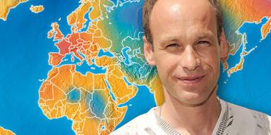 Wetterexperte  Marcus Wadsak