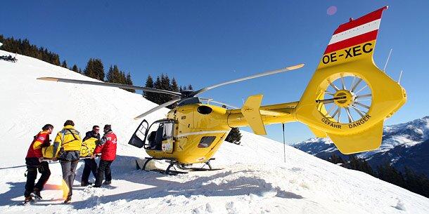 Skitouren-Drama: Zwei Alpinisten tot