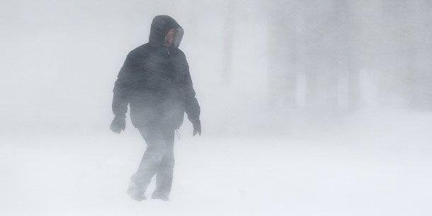 Winter schlägt mit voller Wucht zurück