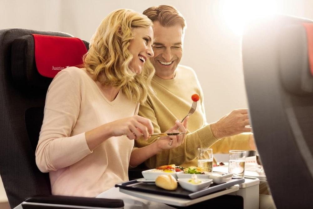 Austrian Airlines - ADV - Premium Economy Class 2
