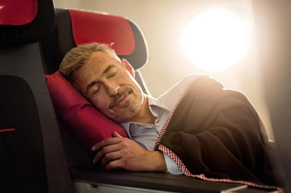Austrian Airlines - ADV - Premium Economy Class 1