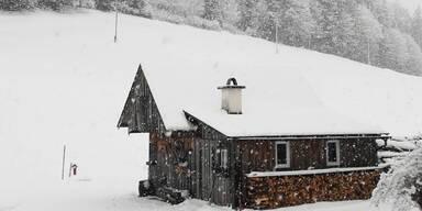 Schnee Steiermark Bad Mitterndorf