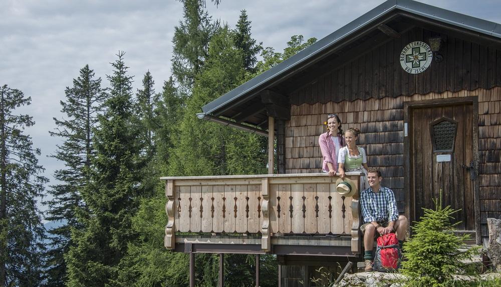 Bad Ischl - Salzkammergut - Wandern - Katrin