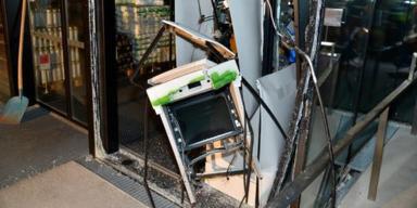 Bankomat–Knacker durch DNA-Test gefasst