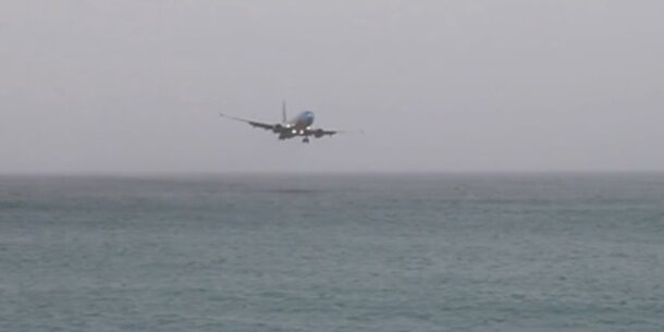 Horror-Video zeigt Beinahe-Absturz von Flieger