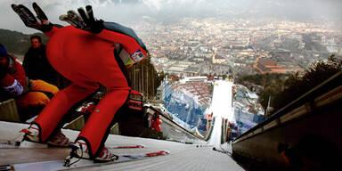 Bergisel Skispringen