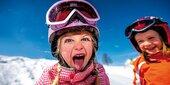 Schneesicherer Ski-Spaß für Familien