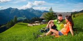 Almen, Gipfel, Bergseen,  Nationalpark Hohe Tauern