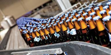 Bier-Mafia stahl in Grazer Brauerei 1,6 Mio. Flaschen