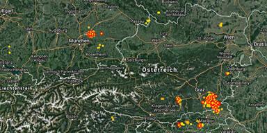 Blitze Graz