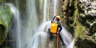 Drei Tote bei Canyoning-Unglück in der Schweiz